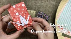 How to Make Origami Japanese Envelope Step by Step? | The Idea King Tuto...