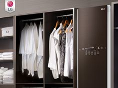 The LG Styler will get your threads so fresh and so #clean. http://www.lg.com/us/lgstyler
