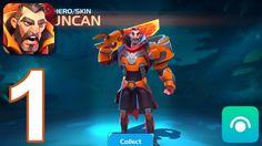 Planet of Heroes - Gameplay Walkthrough Part 1 (iOS)