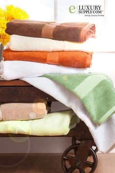 Is your bath towel frayed, smelly, or losing its ability to absorb liquid? It could be time to replace your towels. Learn what to do with your old towels and find new ones with eLuxurySupply.