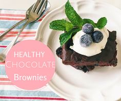 This healthy chocolate brownies recipe is going to blow your mind! Being low in sugar & packed with protein makes it the perfect sweet treat to nibble on while addressing those wedding envelopes!