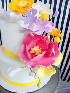 Edible Cake Decoration Peony Open Choose any by ModernLuxeEvents, $22.50