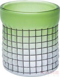 Vase Grata Green 14cm #kare #design #wien #Austria #grün #green #Vase #kareaustria #karedesign