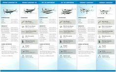 Our Fleet | Tropic Ocean Airways