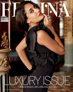 Femina, April Lisa Haydon on the Magazine Cover. Lisa Haydon, Bollywood Fashion, Bollywood Actress, O The Oprah Magazine, Indian Celebrities, Blog, Real Women, Indian Beauty, Indian Actresses