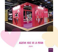 Stand ARP (Joyas) - Bisutex (Madrid)