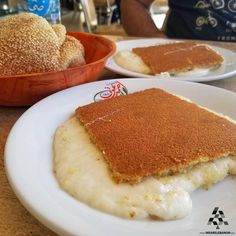 [New] The 10 Best Food Today (with Pictures) Lebanese Desserts, Lebanese Cuisine, Lebanese Recipes, Lebanon Food, Naher Osten, Cornbread, Bakery, Food Porn, Beirut