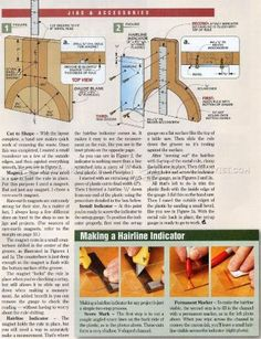 #2319 DIY Height Gauge - Marking and Measuring Router