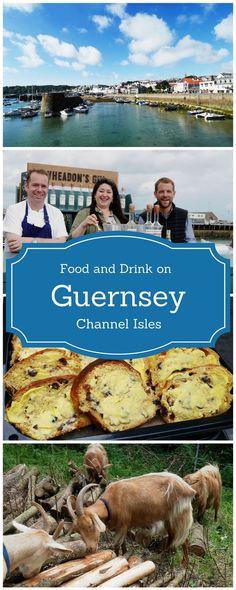 Guernsey Food, Guernsey Artisan Drink, Craft Beer on Guernsey, Guernsey Produce, Guernsey Oysters