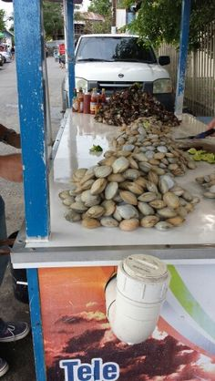 Ostiones, Boquerón, Cabo Rojo PR