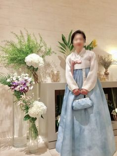 Korean Summer, Fashion Beauty, Women's Fashion, Korean Beauty, Traditional Outfits, Victorian, Asian, Elegant, Clothes