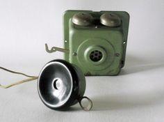 Vintage intercom/school bell