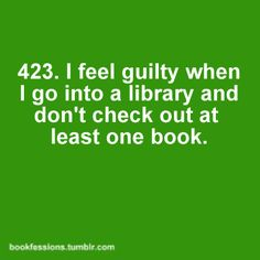 """I more feel disappointed I'm just like """"I came here for a book and I am getting the stinking book!"""""""