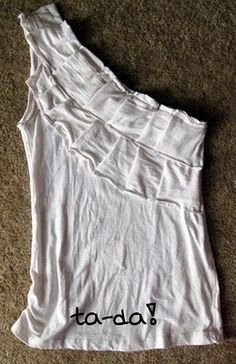 tshirt upcycle