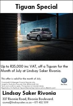 July special offers