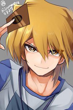 Jounouchi-kun being kawaii! | Yu-Gi-Oh! | Joey Wheeler