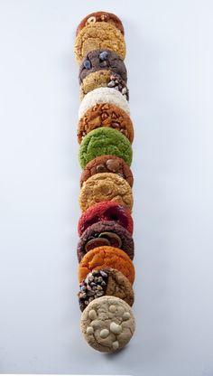 Cookies (Cédric Grolet, Le Meurice)