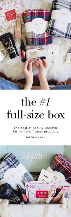 Give the gift of FabFitFun this season! Every box just keeps getting better: just $39.99 w/code YES to get $240+ of full-size makeup, fashion, + wellness goodies. From Marrakesh hair oil, to gold necklaces to Dermalogica skin care, and more the FabFitFun box has what you need.