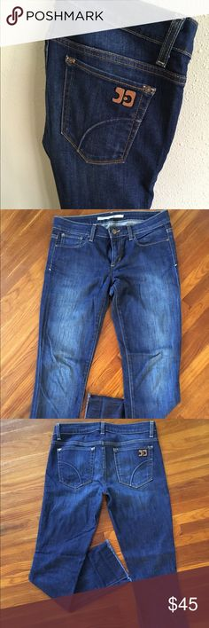 """Joe's Jeans denim Capri Soft, comfy, and flattering! These denim capris are the definition of luxury! They have stretch, but do not lose their shape, and the color is perfect. Fit/ style is """"Cigarette."""" Joe's Jeans Pants"""