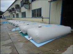 Customized Foldable ATL Bladder Tanks For Oil / Water Storage Water Storage Containers, Rainwater Harvesting System, Water From Air, Jerry Can, Rain Barrel, Oil Water, Water Treatment, Water Systems, Water Tank