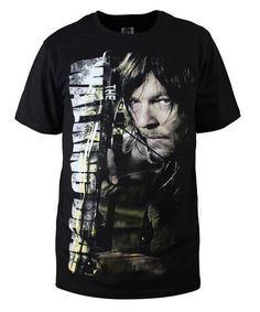 80df617e346610 Daryl The Walking Dead T Shirt