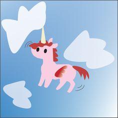 #leBlogDeDedou canada, québec, audrey delorme, licorne, nuages