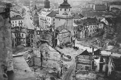 Luftwaffe w Oels Jewish History, My Kind Of Town, Luftwaffe, Old City, Warsaw, World War Ii, Ww2, Europe, Black And White