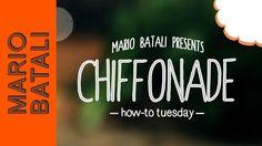 Mario Batali's How-To Tuesday: Chiffonade