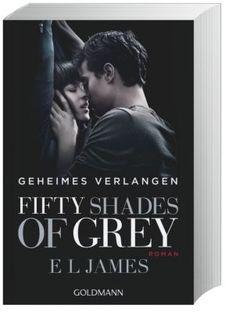 E L James – Fifty Shades of Grey. Geheimes Verlangen #buch #liebe #roman #weltbild