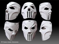 Casey Jones mask (Louie)