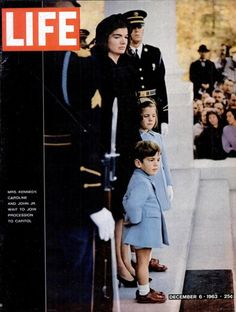 The World 50 Years Ago: 1963 in LIFE Covers   LIFE.com