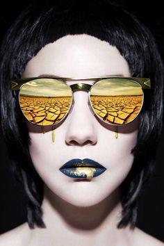 The World of Senses: Fashion Photography by Huainan Li
