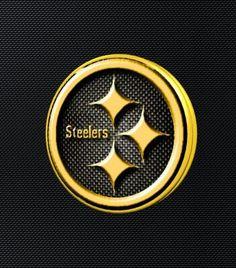 pittsburgh steelers logo wallpaper  64 best Steelers - Logo images on Pinterest | Pittsburgh steelers ...
