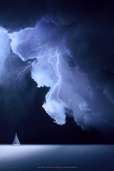 Lightning spreads across the sky All Nature, Amazing Nature, Cool Pictures, Cool Photos, Beautiful Pictures, Beautiful Sky, Beautiful World, Lightning Photography, Storm Photography