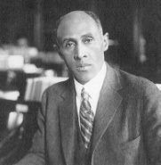 Frederick Roberts (September 14, 1879–July 19, 1952) was an American newspaper owner & editor, educator & business owner who was the 1st known African American elected to the California State Assembly (served for 16 yrs). his family moved to Los Angeles, where his father established the first black-owned mortuary. He was ALSO the 1st African American to graduate from L A High School. In 1912 he founded The New Age Dispatch newspaper (later called New Age) & was a leader of the NAACP