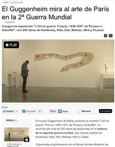 Picasso, Kandinsky, Matisse, Dubuffet, Guggenheim Bilbao, 2013, Home Decor, Paris Art, France