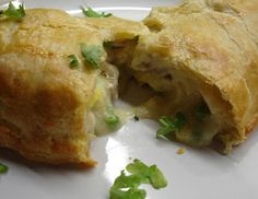 Chicken and Mushroom Pasties  | Superior Pasties is a Pasty Shop located in Livonia, MI that makes fresh, handmade Pasties from scratch using all local small business ingredients from our area! We also serve ice cream! Call (734) 425-9300 or visit www.superiorpasties.com for more information!