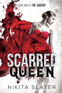 A Wonderful World of Words: ♛ #ScarredQueen by #NikitaSlater a #Dark #Mafia Ro...