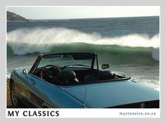 Cool Cars classic 2017: 1985 Alfa Romeo Spider Squareback  Classic Cars Check more at http://autoboard.pro/2017/2017/04/13/cars-classic-2017-1985-alfa-romeo-spider-squareback-classic-cars/