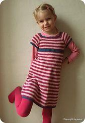 Ravelry: Mauna pattern by Lisbeth Kjeldsteen To Obtain, Shirt Dress, T Shirt, Ravelry, Mini, Summer Dresses, Pattern, Sweaters, English
