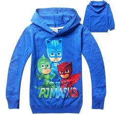 PJ Masks Super pigiamini College jacket blu