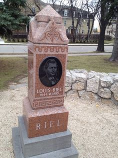louis riel biography essay