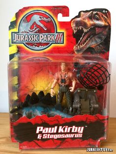 Jurassic Park III Paul Kirby