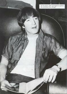 John Lennon Paul Mccartney, John Lennon Beatles, Yoko Ono, Liverpool, Great Bands, Cool Bands, El Rock And Roll, Dear John, John John