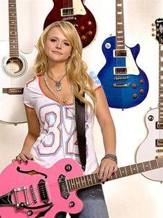 Miranda Lambert - love her style. One of my favorite vocalists.