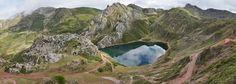Lagos de Covadonga #Landscapes #asturias