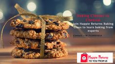 Baking Courses in Chennai offer cake and cupcake baking and decorating training. Interested persons can join Baking Classes in Happie Returns to learn more about baking. If you are a person with no idea about baking, but still interested in learning baking, no worries join our beginner baking classes in Happie Returns. For More contact: +91 7550005654.