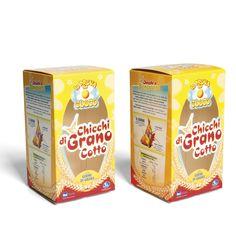 Astuccio lineare per chicchi di grano