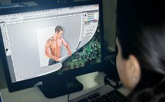 Saltaalavista Blog presents... (Part III) Designs for your Inspiration - Behind Photoshop