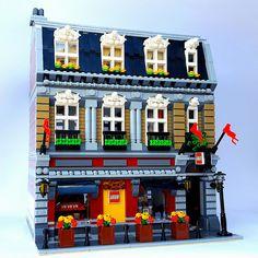 LEGO Brand Store - Modular Building | by Adeel Zubair